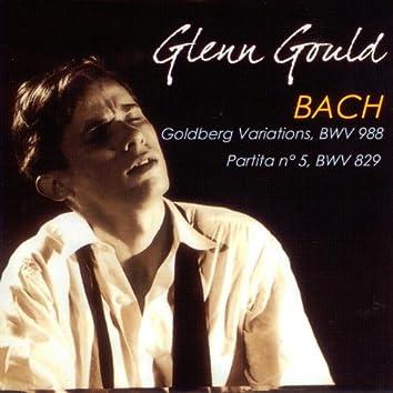 Goldberg Variations Partita No 5