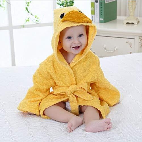 0-6T Hooded Animal Modellierung Baby Bademantel/Cartoon Baby Spa Handtuch/Charakter...