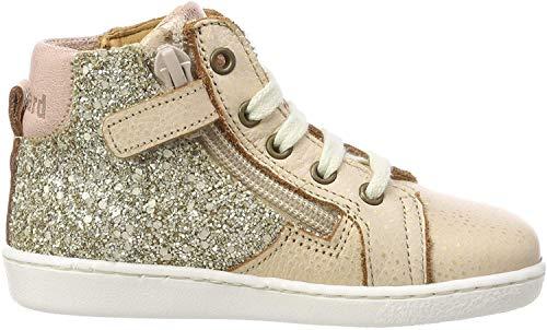 Bisgaard 31830.119 Hohe Sneaker, Gold (Gold 6009), 39 EU