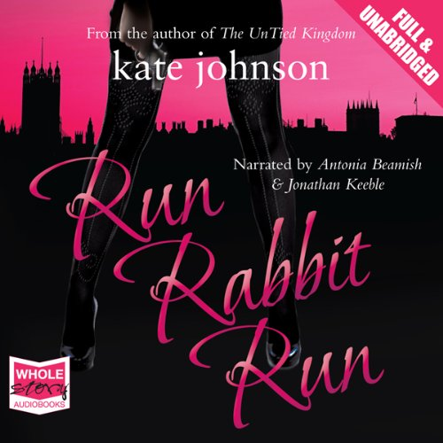 Run Rabbit Run audiobook cover art