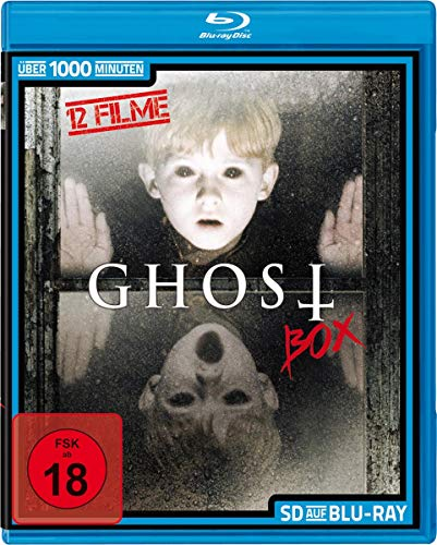 Ghost Box (12 Geister-Horrorfilme, SD auf Blu-ray)