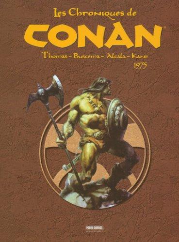Chroniques De Conan T02 1975