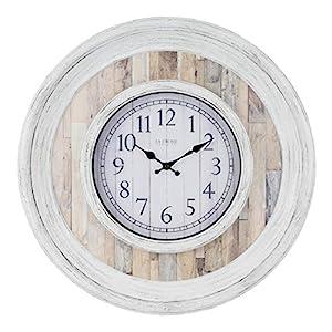 51wAr7Yy8qL._SS300_ Coastal Wall Clocks & Beach Wall Clocks