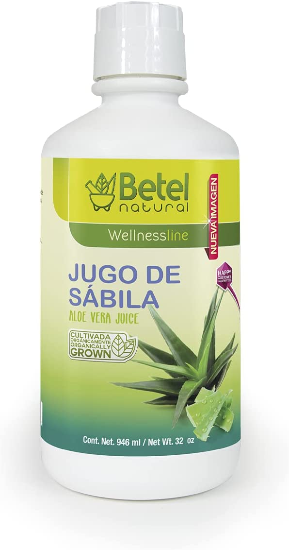 Sabila en Jugo Aloe Vera Juice Long-awaited - Betel Gast depot by Natural Amazing
