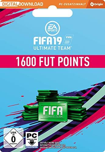FIFA 19 Ultimate Team - 1600 FIFA Points | PC Download - Origin Code