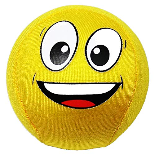 Pool Toys for Adults: Emoji Skip It Bouncy Water Balls for Swimming Sports Games for Kids and Adults. Best Skipping Throw Waterball Toy for Lake, Ocean Surf and Travel. Hours of Extreme Summer Fun!