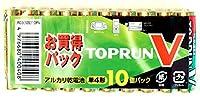 FDK (富士通G) 単4x10本 シュリンクパック LR03(10S)TOPV