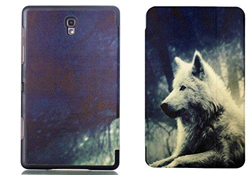 Custodie per Samsung Galaxy Tab S 8.4 Custodie SM-T700 SM-T705 Custodie Case Tablet Cover 8.4  Lang