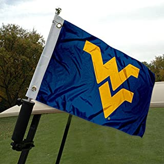college golf cart flags