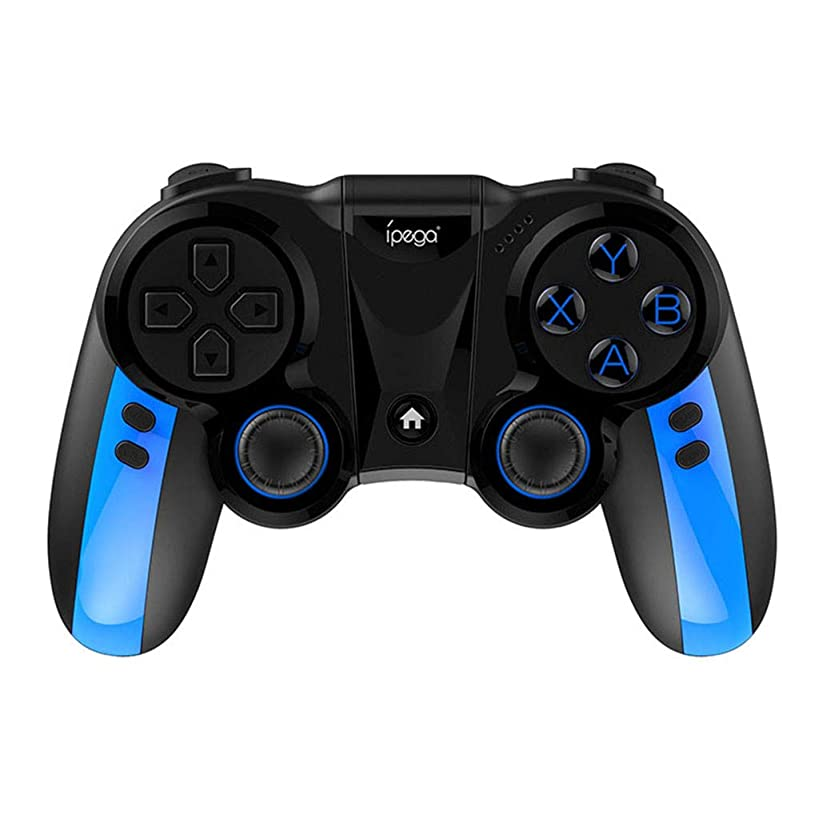 IOTdou Portable Wireless Bluetooth 2.4G Receiver Gamepad Joystick Multimedia Game Controller for Android iOS Tablet PC TV
