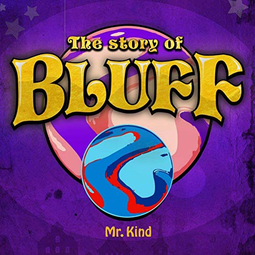 The Story of Bluff audiobook cover art