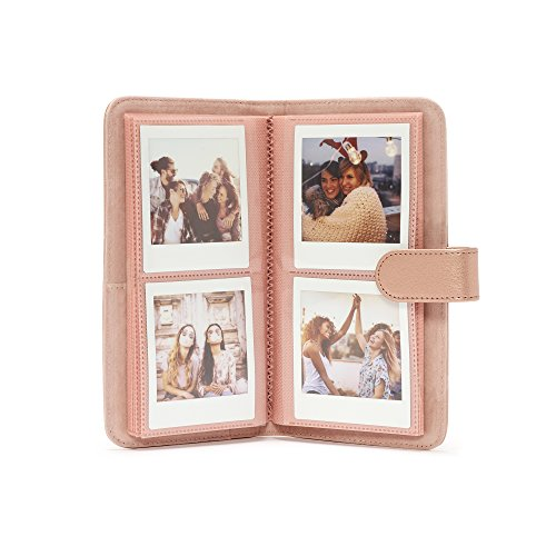 Fujifilm Instax SQ 6 Album Blush Gold