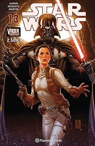 Star Wars nº 13  (Vader Derribado 3 de 6) (Star Wars: Cómics Grapa Marvel)