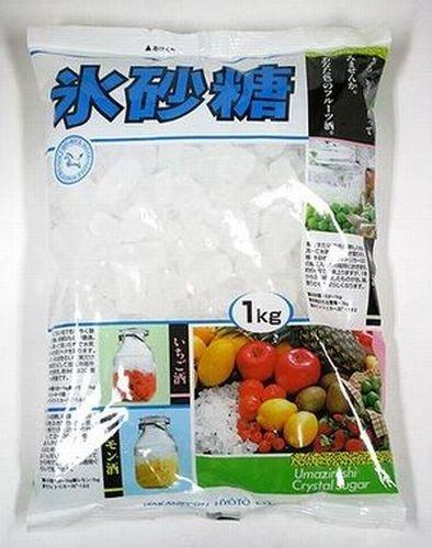 中日本氷糖『馬印 氷砂糖クリスタル』