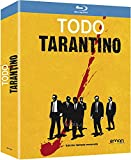 Todo Tarantino Edición limitada [Blu-ray]