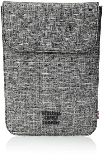 Herschel Spokane Sleeve for MacBook/iPad, raven crosshatch, Mini