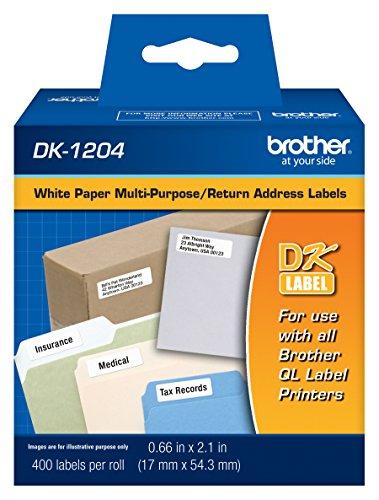 Brother DK1204 Etiqueta,,