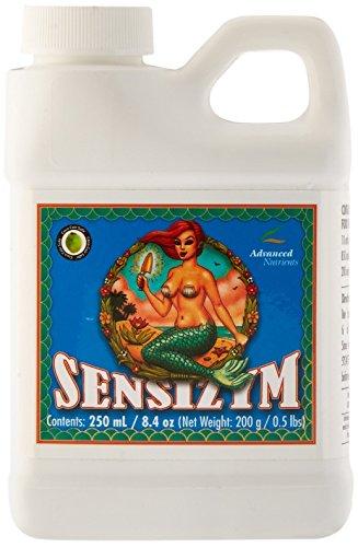 Advanced Nutrients 6550-12 Sensizym Fertilizer 250 mL, 0.25 Liter