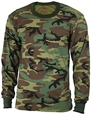 Camouflage girl shirt _image3