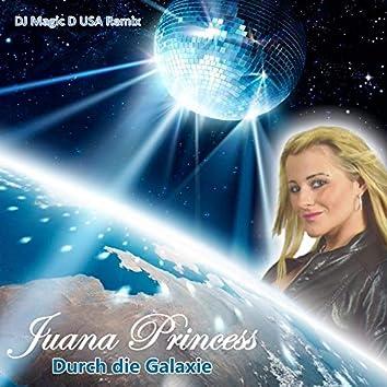 Durch die Galaxie (DJ Magic D USA Remix)
