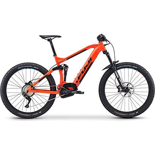 Fuji Blackhill Evo LT 27.5+ 1.5 Intl E-Bike 2019 Satin Orange 53cm (21