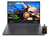 2020 HP OMEN Gaming Laptop, 15.6' FHD IPS 144Hz, AMD Ryzen 7 4800H 8-core(Beat i7-9850H), GeForce GTX 1660 Ti, 16GB DDR4 RAM, 1TB SSD, RGB Backlit Keyboard, Windows 10 with E.S 32GB USB Card