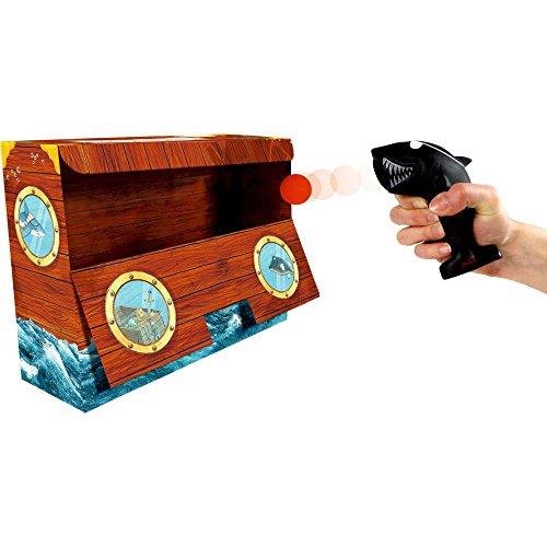 Spiegelburg 11563 Spiel für 2 - Kampf der Piraten Capt'n Sharky