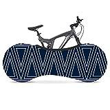SFGSA Cubierta de bicicleta a prueba de óxido para interior de bicicleta, protege el interior de la bicicleta, muy ligera, resistente a los arañazos, estilo 4