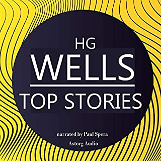 Top Stories by H. G. Wells cover art