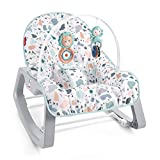 Fisher-Price GWD39 - Fisher-Price Baby Schaukelsitz, tragbarer Babysitz