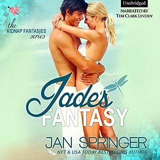 Jade's Fantasy audiobook cover art