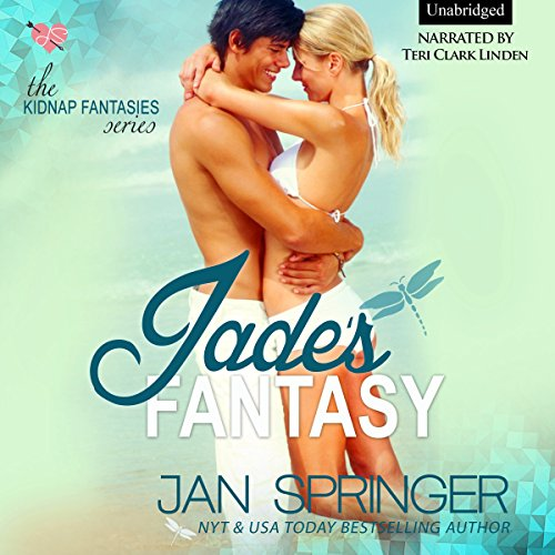 Jade's Fantasy audiobook cover art
