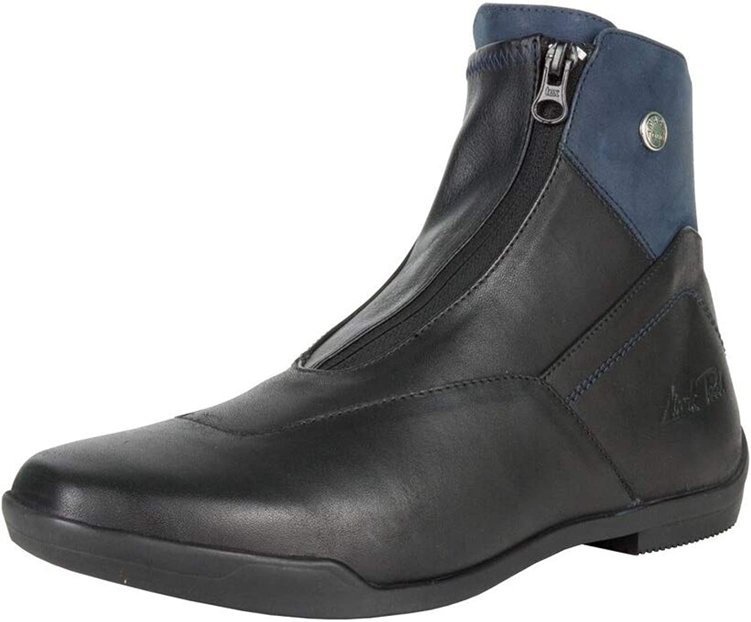 Mark Todd Adults Leather Short Jump Boots
