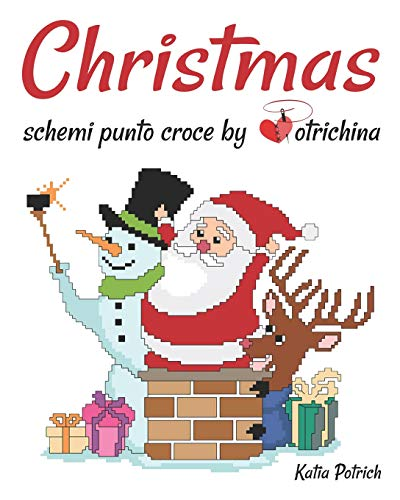 Great Features Of Christmas: schemi punto croce by Potrichina (Punto croce con Potrichina) (Italian ...