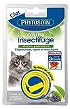 Phytosoin - 093443 - Collier Insectifuge Chats - Système de Sécurité