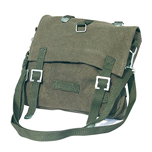 BW Kampftasche, klein, oliv-stonewashed