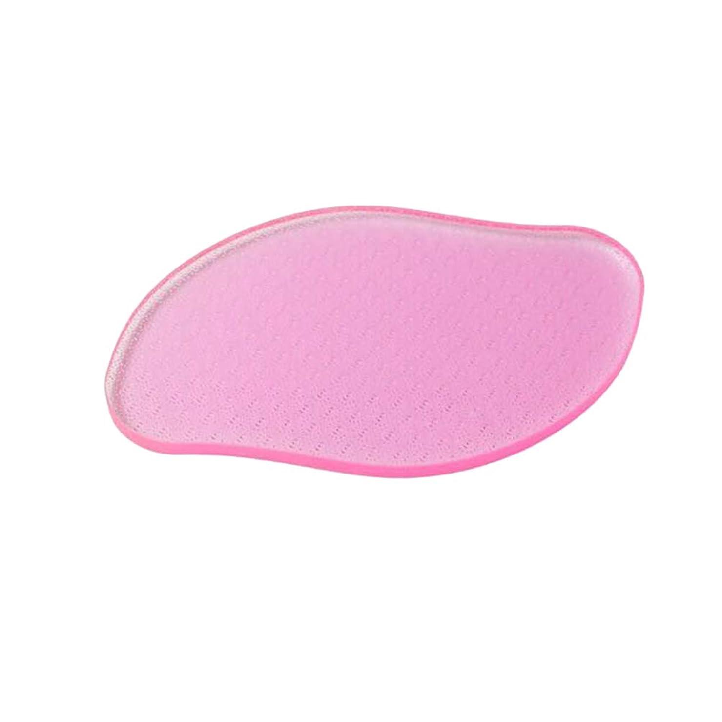敬軽気を散らすHealifty 足カルスリムーバー剥離ツール(ピンク)