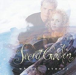 Secret Garden-White Stones