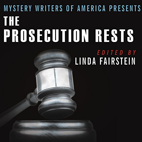 Mystery Writers of America Presents audiobook cover art