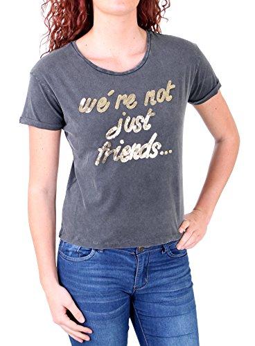 Madonna - Camiseta - para mujer antracita M