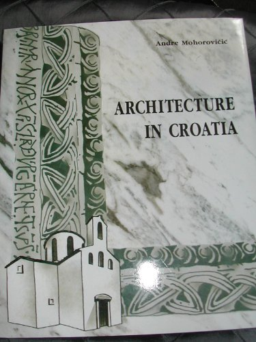 Architecture in Croatia: Architecture and town planning