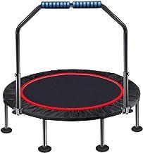 Fitness Trampoline For Volwassenen Met Een Handvat 35 Inch Trampolines Trampoline Oefening Bounce For Kids Opvouwbare Thui...