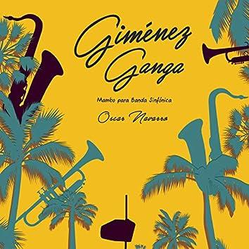 Gimenez Ganga (Mambo para Banda Sinfónica)