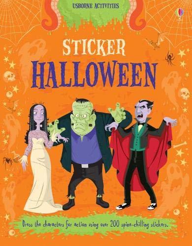 Stowell, L: Sticker Halloween (Sticker Dressing)
