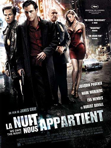 Affiche Cinéma Originale Grand Format - La Nuit Nous Appartient (format 120 x 160 cm pliée)