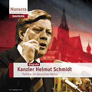 Helmut Schmidt: Kanzler des Friedens                   Autor:                                                                                                                                 Stefan Hackenberg                               Sprecher:                                                                                                                                 Karlheinz Tafel,                                                                                        Thomas Friebe                      Spieldauer: 55 Min.     6 Bewertungen     Gesamt 4,5