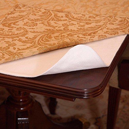LAMINET Deluxe Heavy Duty Cushioned Table Pad, 52 X 70