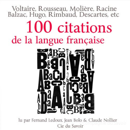 100 citations de la langue française Titelbild