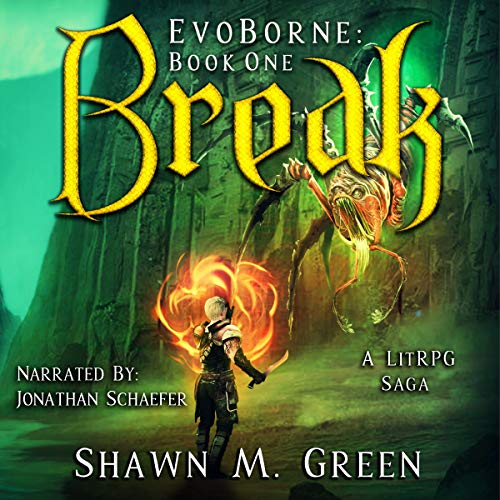 Break Audiobook By Shawn M. Green cover art