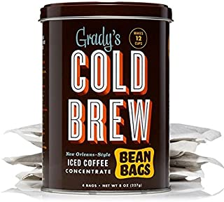 grady's cold brew bags instructions